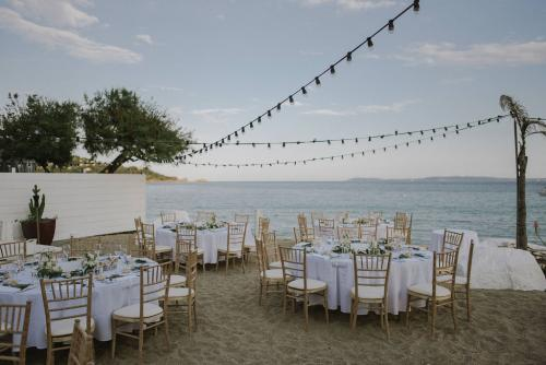 1 Photo  présentation beachwedding saint tropez wedding planner france